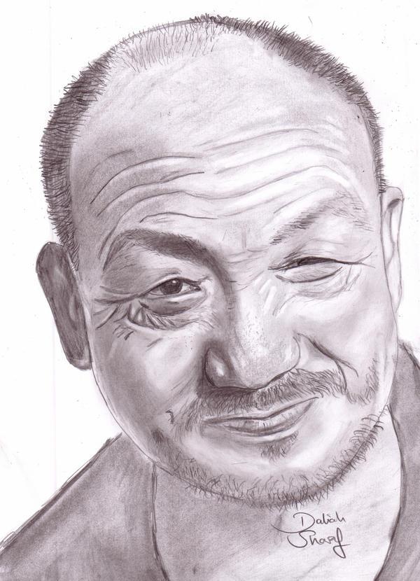 Asian Man by Dalilama