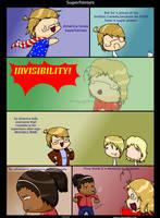 Superheroes by JelloJiji