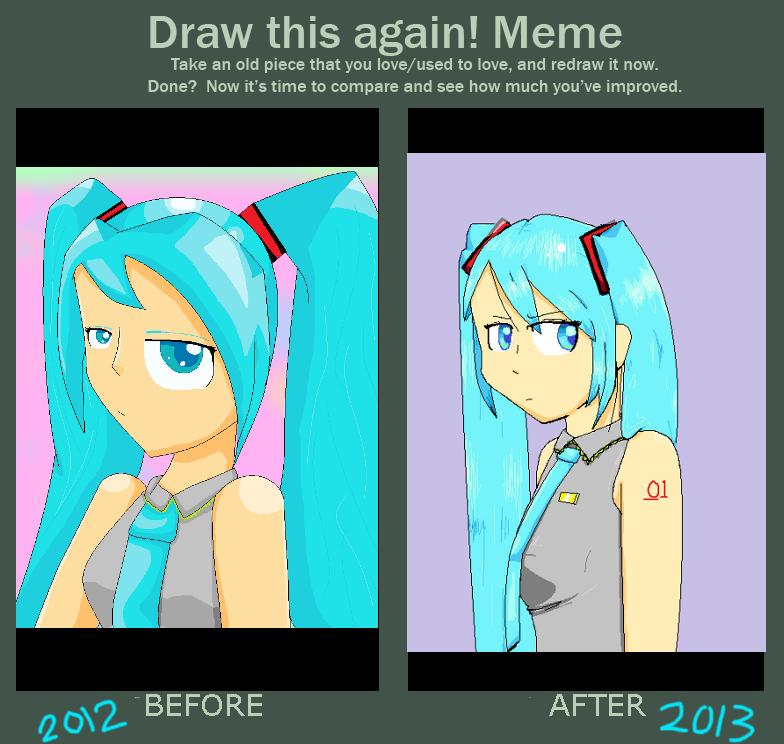 meme__before_and_after_by_bampire_d2xu044_by_jellojiji d5rpc1l draw this again meme hatsune miku by jellojiji on deviantart,Miku Meme