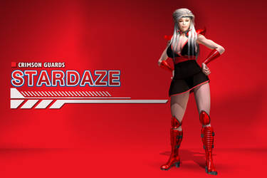 Crimson Guards: StarDaze by Sandmarine