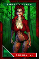 Poison Ivy (Playing Card)