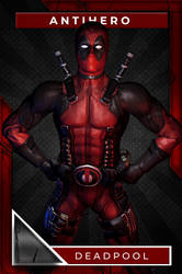 Deadpool (Playing Card)