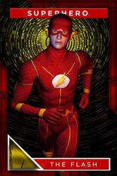 The Flash (Playing Card)