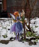 Fairies in the Snow
