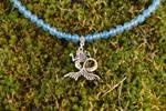 Mermaid Necklace by FeynaSkydancer