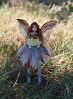 Birthday Fairy Cara by FeynaSkydancer