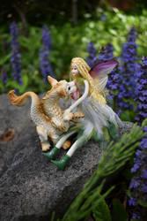 Dragon Kisses 3 by FeynaSkydancer