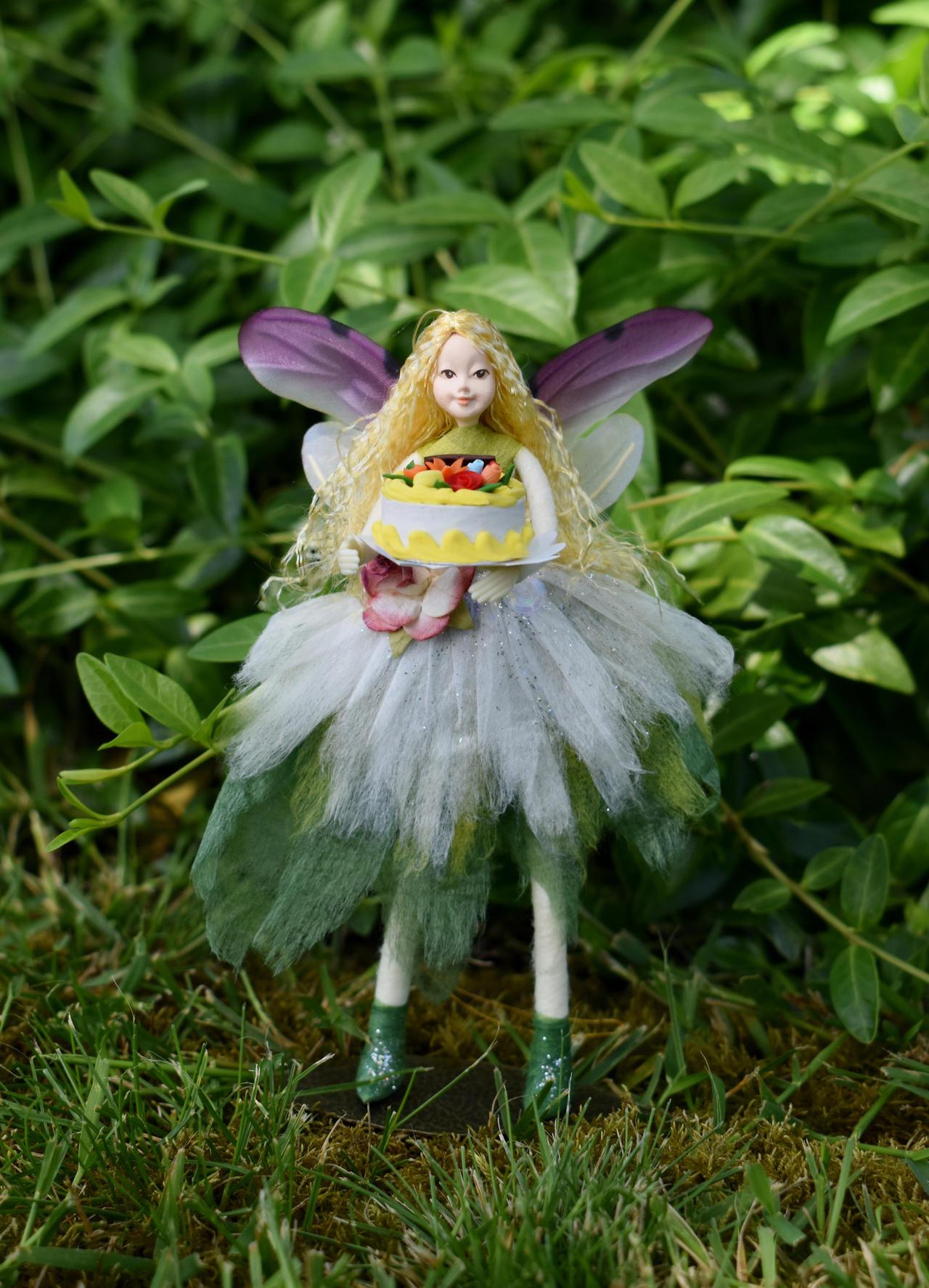 Birthday Fairy: Primrose