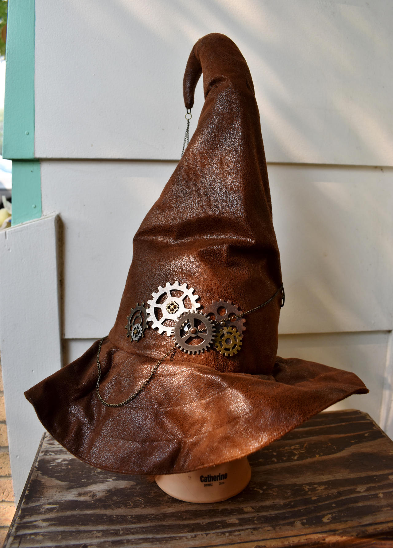 Steampunk Witch Hat 4