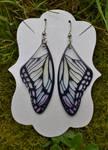 Butterfly/Fae Wings Earrings