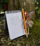 A fairy's fanart