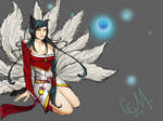 Ahri mostly complete