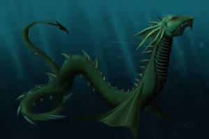 Leviathan Sketch