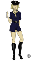 Medusa Cop