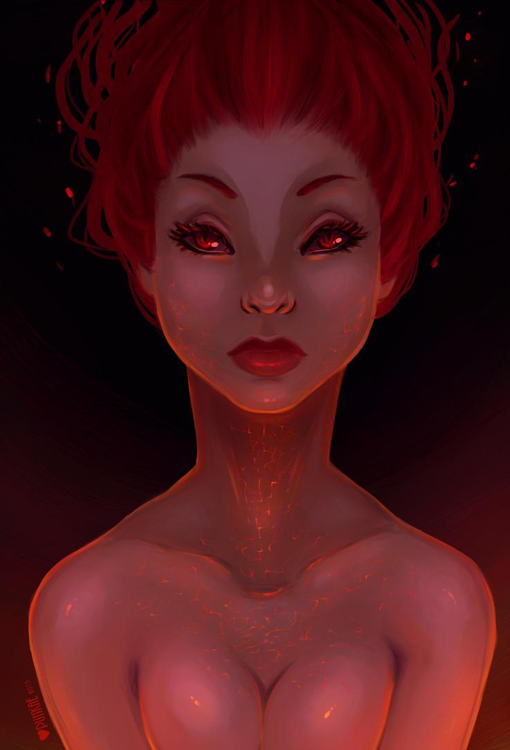 Celestial Flame by prettypunkae