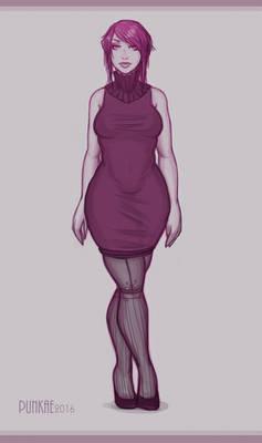Heather - Dress