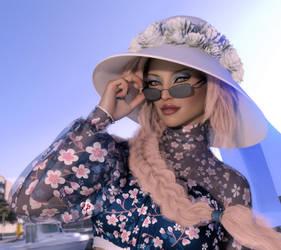 Jo's Hat by G-abi-K
