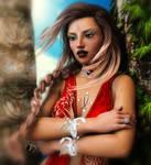 Crystal Dragons - Jewellery by G-abi-K