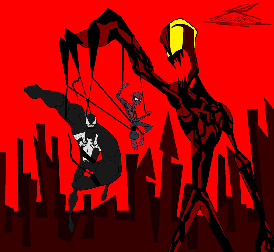 The Spectacular Spider...