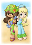 Coco and Seaberry