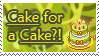 Cake for a Cake by Drache-Lehre