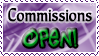 Commissions OPEN - Stamp by Drache-Lehre