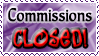 Commissions CLOSED - Stamp by Drache-Lehre