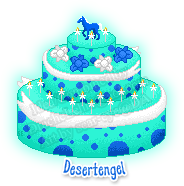 Cake is Ready for Desertengel by Drache-Lehre
