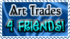 Art Trade 4FRIENDS - Stamp by Drache-Lehre