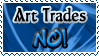 Art Trade NO - Stamp by Drache-Lehre