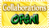 Collaborations OPEN - Stamp by Drache-Lehre