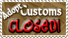 Adopt Customs CLOSED - Stamp by Drache-Lehre