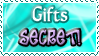 Gifts SECRET - Stamp by Drache-Lehre