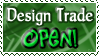 Design Trade OPEN - Stamp by Drache-Lehre