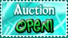 Art Status Stamp - Auction Open! by Drache-Lehre