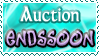 Art Status Stamp - Auction Ends Soon! by Drache-Lehre