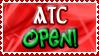 Art Status Stamp - ATC Open! by Drache-Lehre