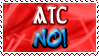 Art Status Stamp - ATC No! by Drache-Lehre