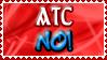 Art Status Stamp - ATC No! by Drache-Lehre
