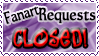 Art Status Stamp - Fanart Requests Closed! by Drache-Lehre