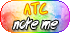 Pastel Rainbow - ATC Note Me by Drache-Lehre