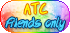 Pastel Rainbow - ATC Friends Only by Drache-Lehre