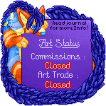 Xeshaire's Art Status Sign by Drache-Lehre
