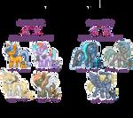 My Little Pony Icon Info Sheet~! by Drache-Lehre