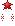 Star + Dangles Bullet (Red) - F2U!
