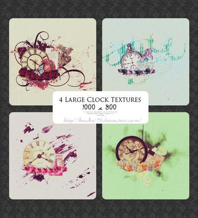 Pack OO5 Clock Textures by FaroneStorm