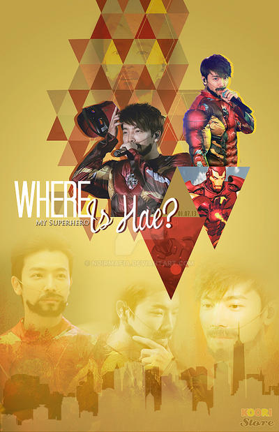 Ironhae - Where is Hae? by FaroneStorm