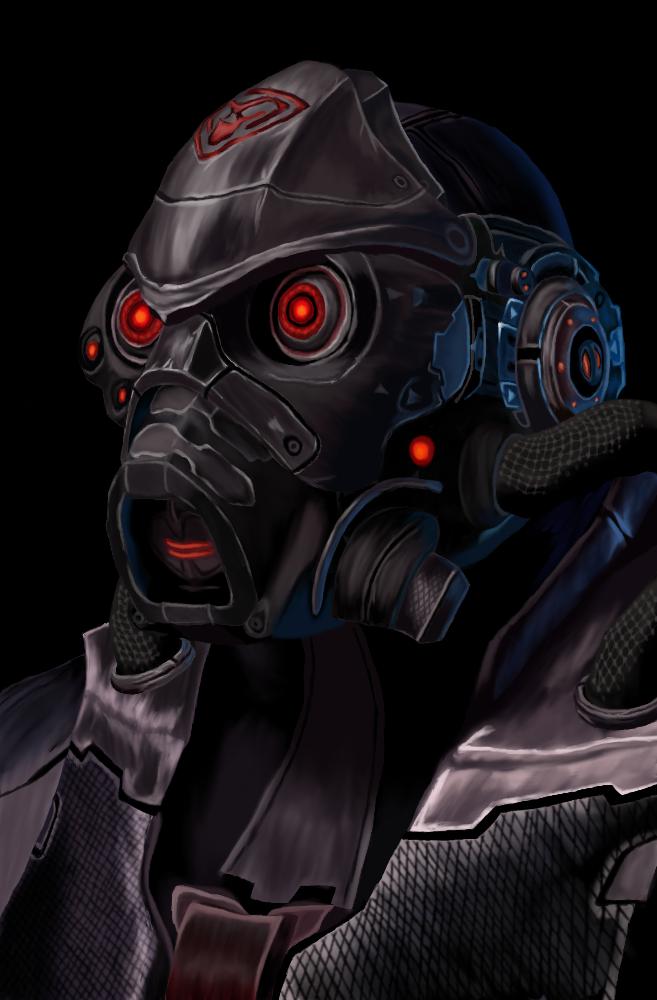 DeviantArt: More Like Terran Ghost - Starcraft 2 by xxjohnnyquidxx