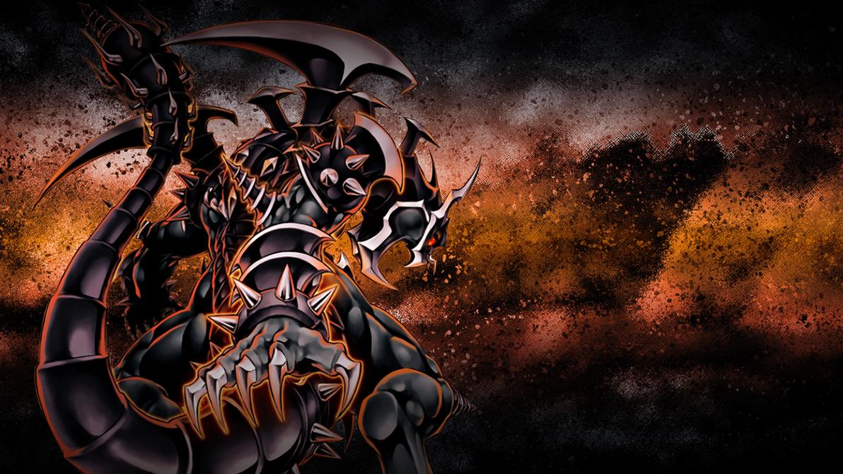 Dark Armed Dragon wallpaper by EdgeCution on DeviantArt