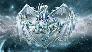 Stardust Dragon wallpaper